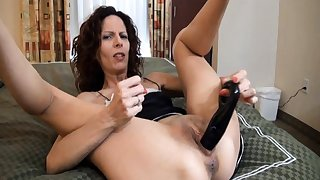 Nasty MILF traduce Miko Amane toying with the addition of banged fast