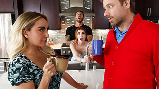 Porn Logic 3 Unorthodox Video With Lacy Lennon - BRAZZERS