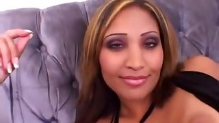 Exotic Mature Is Hot to trot For Chubby Ebony Penis