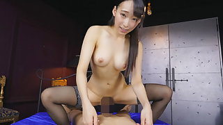 Kurea Hasumi Helps you With Nipple Play Part 2 - SexLikeReal