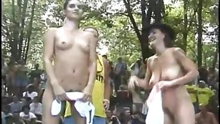 Bedraggled Hotgirls Public Naked
